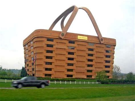 longaberger office for sale basket buildings longaberger headquarters in ohio looks