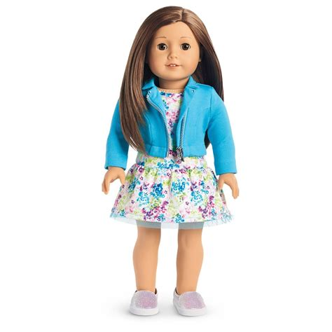 american girl truly me doll 59 brand new brown hair w
