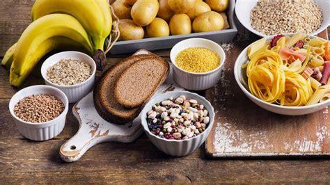 makanan pengganti nasi  diet pilih karbohidrat