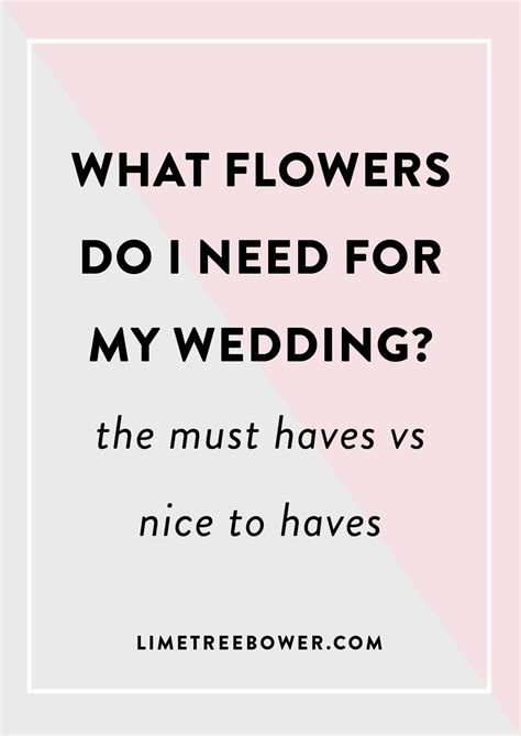 when do i need to send my wedding invitations wedding flowers checklist what flowers do i need for my wedding lime tree bower