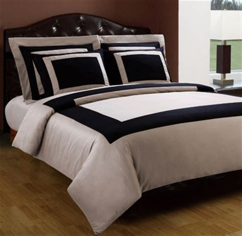 black coverlet twin 3 piece twin taupe and black 300 thread count egyptian