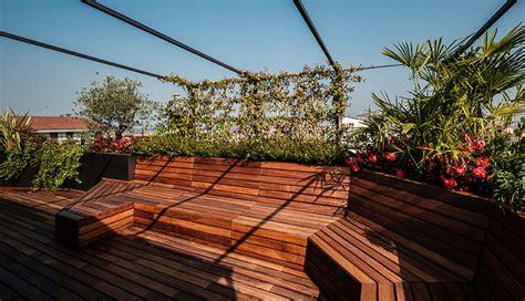 emejing terrazze in legno contemporary house design