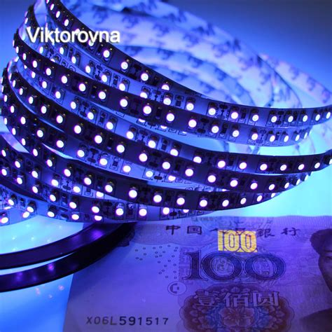 uv led light strips uv light led strip uv night fishing lights ultraviolet 395