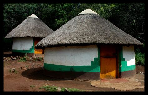xhosa hutte xhosa huts a photo from gauteng east trekearth