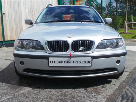 bmw  series  touring estate diesel automatic