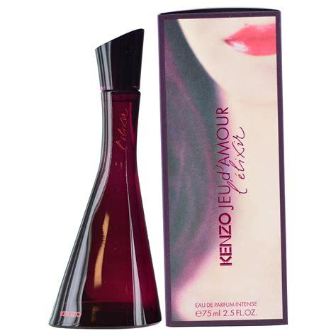 Parfum Kenzo Amour kenzo jeu d amour l elixir eau de parfum for by