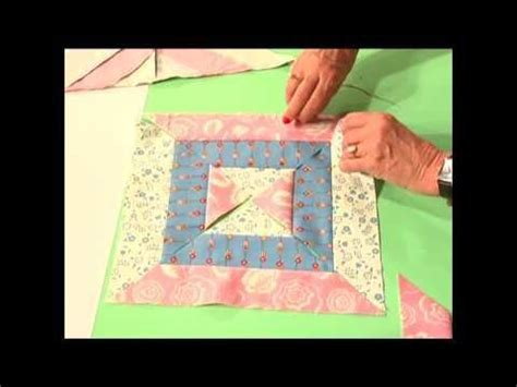 quilting tutorial on youtube eleanor burns 3 blocks from 1 strip set amazing quilting