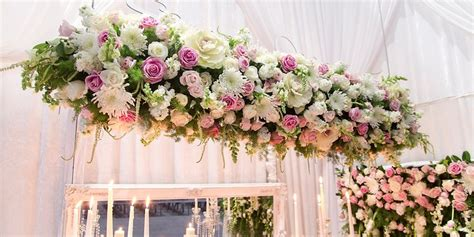 25 innovative flower d 233 cor ideas for your wedding bridals pk