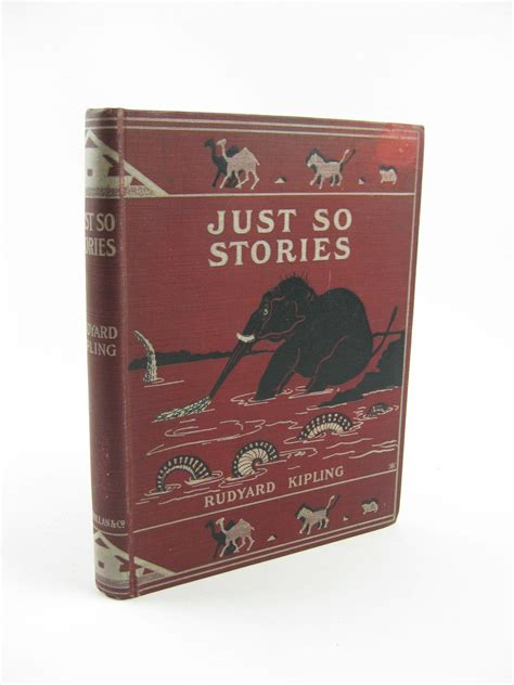 just so stories written by kipling rudyard stock code 1310485 rose s books