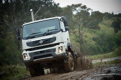 volvo trucks in australia volvo fmx launched in australia autoevolution