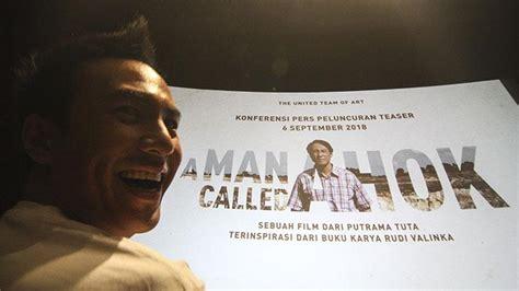 aktor film ahok perankan ahok daniel mananta dapat pesan dari mako brimob