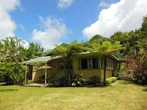 kauai cottage rentals magical kauai cottage on shore homeaway