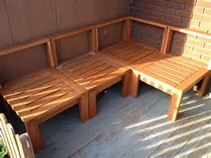 build outdoor furniture with 2x4 images