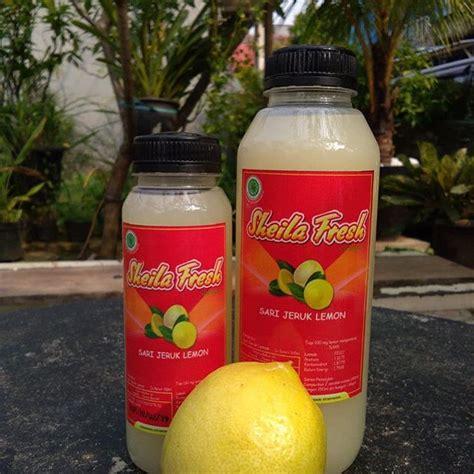 sari lemon fresh manfaat manfaat sari lemon sari