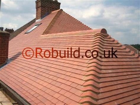 Hip Roof Tiles building terms glossary dictionary explained robuild tradesmen