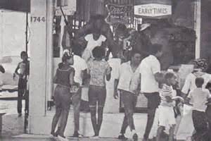 Winthrop lora 103rd street watts riot