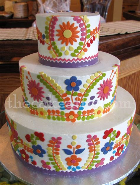 best 25 mexican themed cakes ideas on