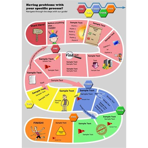 editable printable board games boardgame infographic template