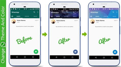 whatsapp themes root how to change whatsapp theme colour completely