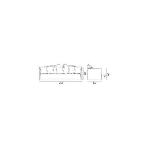canap 233 gervasoni ghost 14 design navone