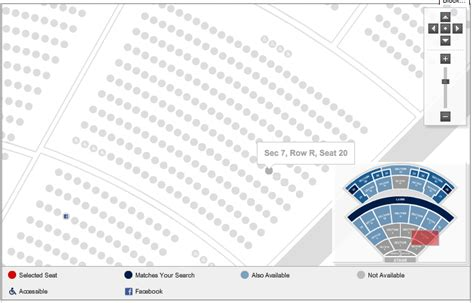 spac seating chart with numbers spac seating chart saratoga performing arts center