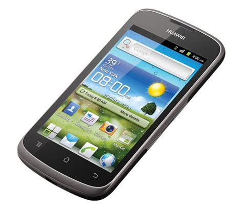 huawei android huawei ascend g300 budget android the register