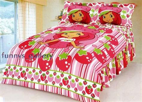 strawberry shortcake bedding 45 best images about strawberry shortcake bedding on