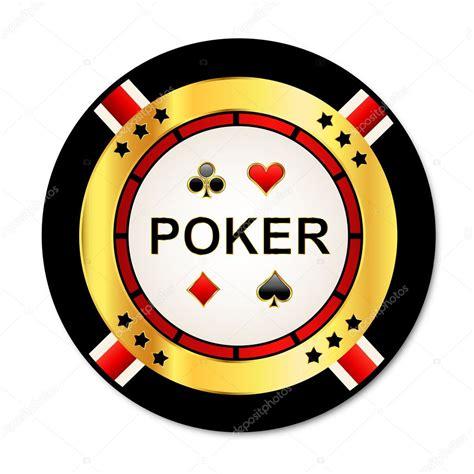 poker chip stock vector  kristina