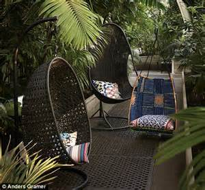 b q garden swing lifestyle the hottest seats daily mail online