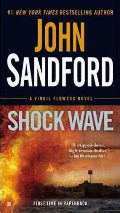 shock wave books shock wave sandford 9780425250488