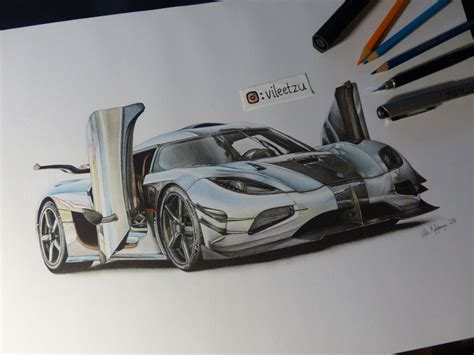 koenigsegg one drawing how to draw a koenigsegg one 1 automotive