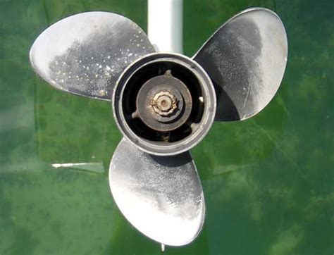 boat propeller used propellers for boats