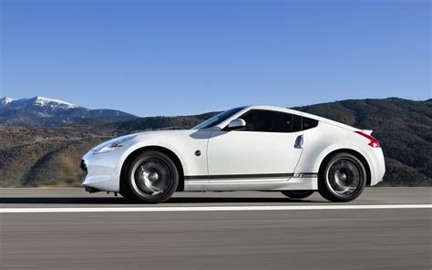2011 Nissan 370z by Nissan 370z Gt Edition 2011 Widescreen Car