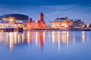 Cityscape Wall Mural cardiff attractions amp highlights of cardiff