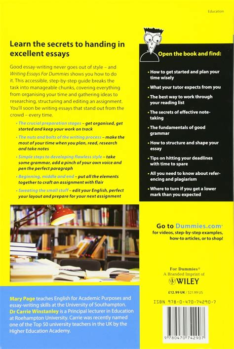 writing papers for dummies writing research papers for dummies bamboodownunder