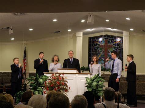 gospel light baptist church walkertown north carolina steve s blog january 2009