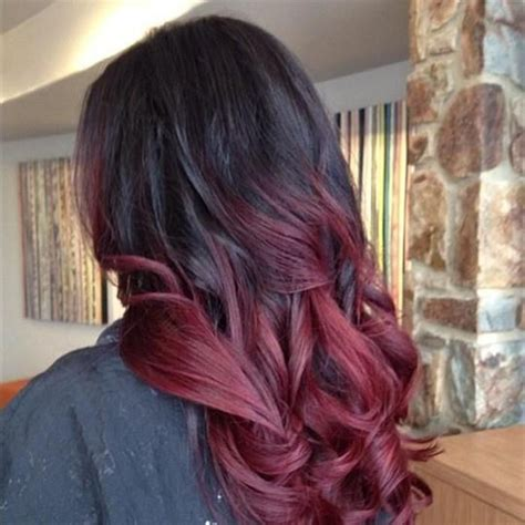 what to dye your hair when its black red ombre hair color brown red ombre hair color cute