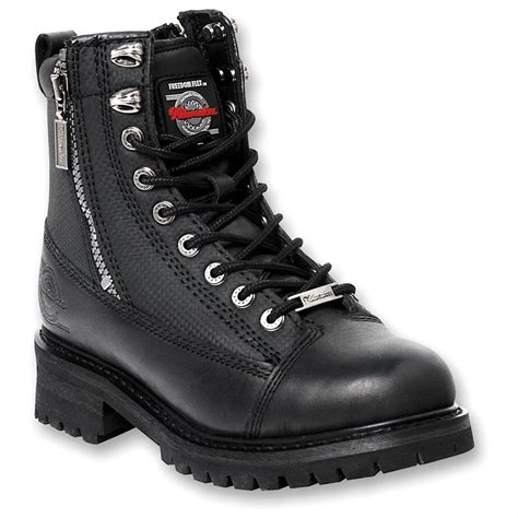 black motorcycle boots mens black motorcycle boots 28 images s milwaukee 174