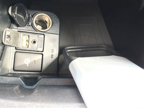 the ultimate luxury wireless charging in the car she