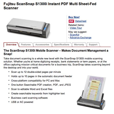 top 3 complaints and reviews about fujitsu scansnap scanners
