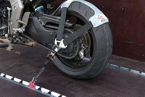 Motorradtransport Kaufabwicklung by Tyre Fix Motorrad Transportsicherung Set