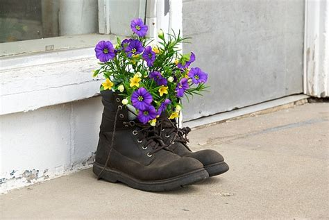 Boot Planter by Boot Planters Planters