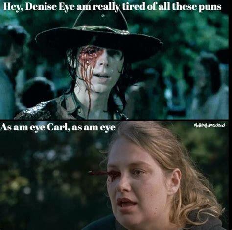 Walking Dead Meme Daryl - the walking dead eugene denise and daryl memes