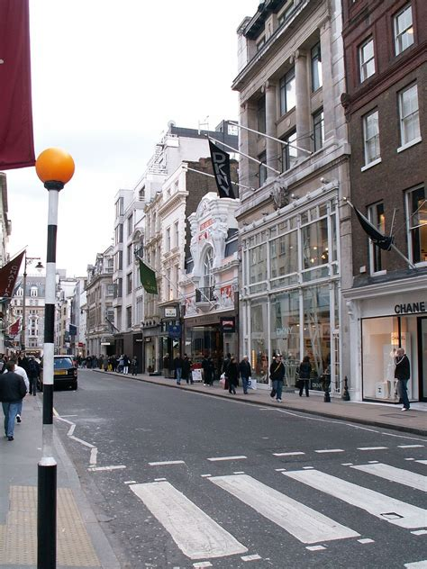 mayfair section of london bond street wikipedia