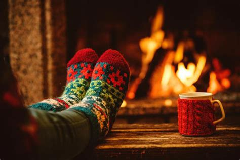 sock fireplace cozy nights are headed your way this november in deco c