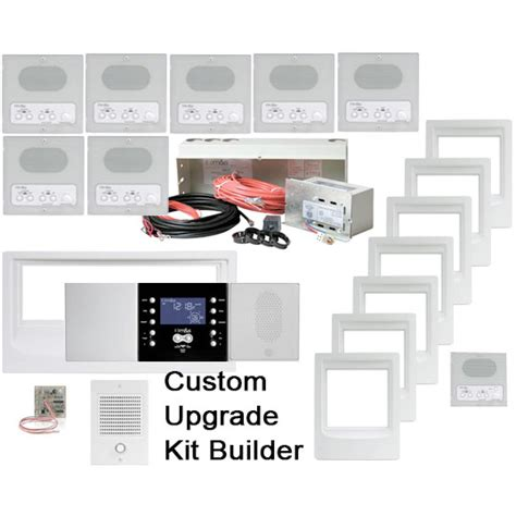 home intercom new upgrade all in one kits packages