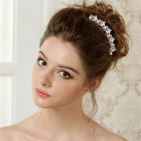 Wedding Hairstyles Hair Accessories by Appreciating Wedding Hairstyling Ideas With Hair