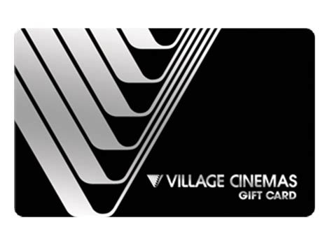 village cinemas gift card buy cards online australia post shop - Village Cinemas Gift Cards