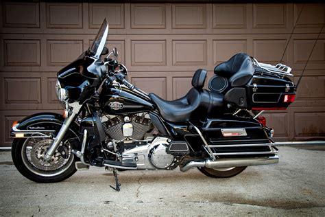 Harley Davidson 87676 Black 2010 harley davidson 174 flhtcu ultra classic 174 electra glide 174 black worthington minnesota