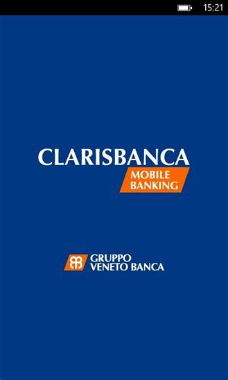 Clarisbanca Di Veneto Banca by Nokia Lumia Una Selezione Di App Per Il Mobile Banking